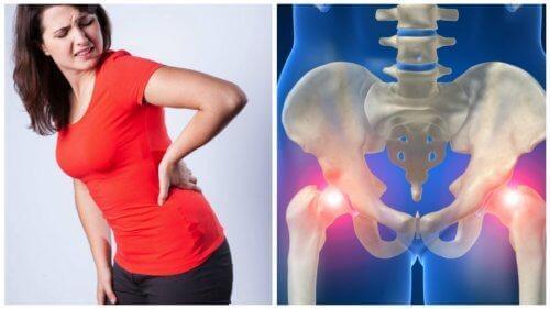 बार-बार होने वाले कूल्हों के दर्द के 6 संभावित कारण
