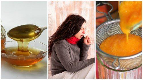 शहद और गाजर के सिरप से बलगम का मुकाबला करें