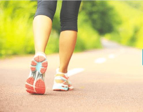 ताकतवर शरीर : टहलना या दौड़ना (Walking or running)