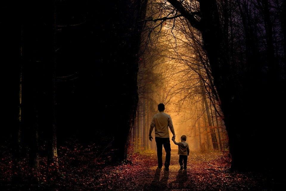 अब हम दोनों एक जैसे हैं: बेटे को प्रेरणा जुटाते दुनिया के एक बेहतरीन पिता की स्टोरी
