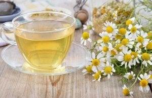 पाचन समस्याओं से लड़ने वाली चाय: कैमोमाइल