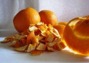गर्दन की दर्द : संतरे के छिलके