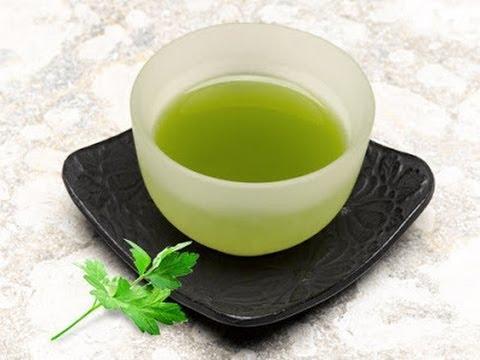 सेल्युलाईट और अजमोद वाली चाय