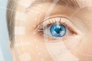 हाई ब्लड शुगर लेवल : दृष्टि समस्या