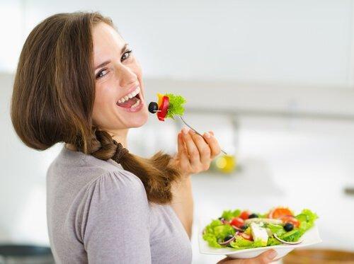 स्वस्थ भोजन खाएं