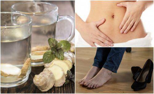 खाली पेट अदरक का पानी पीने के 7 अद्भुत फायदे