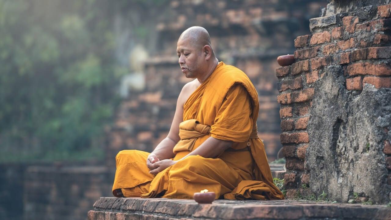 बौद्ध धर्म के अनुसार आपकी ख़ुशी सिर्फ़ और सिर्फ़ आप पर निर्भर करती है
