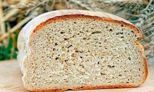 सैल्मोरेजो : ब्रेड