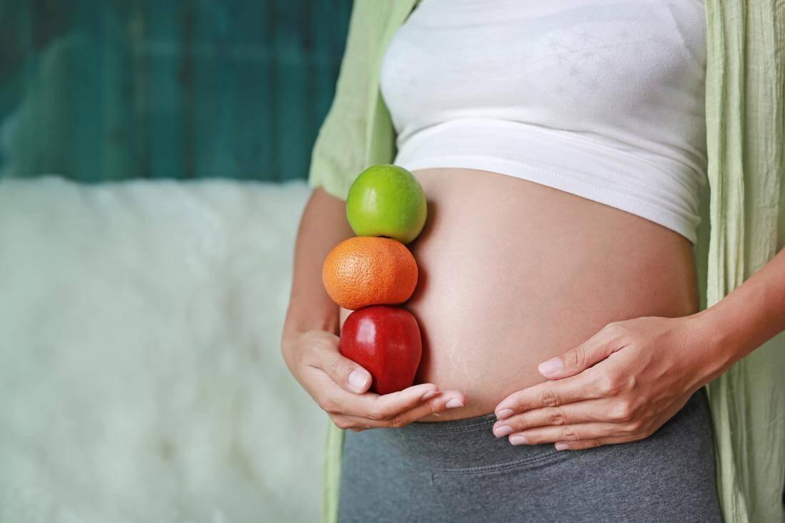 गर्भावस्था के लिए सीताफल बेहद लाभकारी साबित होता है