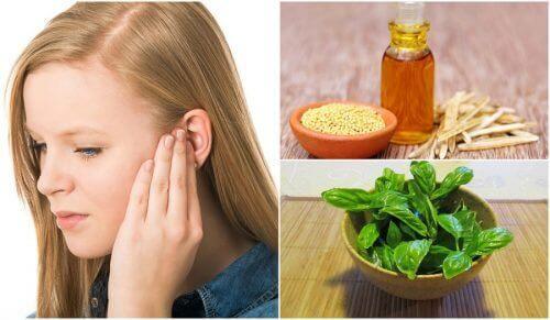 6 घरेलू उपचार टिनिटस (कान का बजना) को कम करने में सहायक