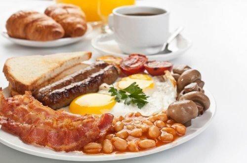 प्रोटीन से भरपूर नाश्ता