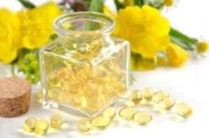 रूमेटाइड आर्थराइटिस : इवनिंग प्रिमरोज़ तेल (primrose oil)