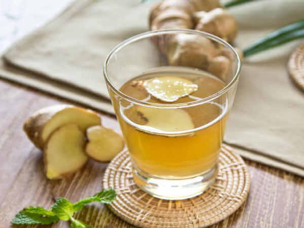अदरक और जैतून के तेल वाला सिरप आपकी सेहत के लिए काफ़ी फायदेमंद होता है