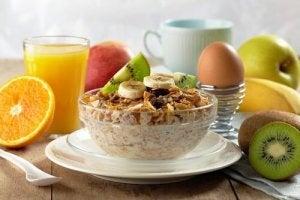 चरबी से लड़ने वाले नाश्ते