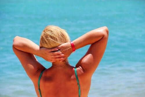 हीट एग्जॉशन के चार प्राकृतिक इलाज