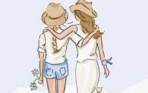 महिलाओं की आपसी दोस्ती, ऑक्सीटोसिन का शानदार आपूर्तिकर्ता