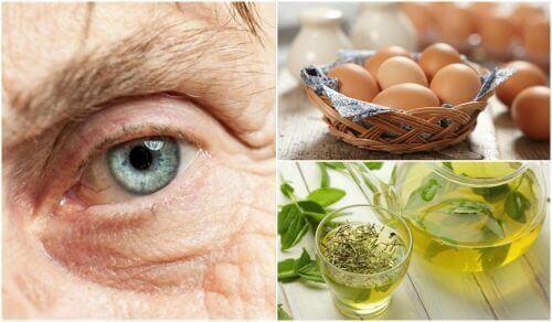 7 खाद्य जो आँखों की मैक्युलर डीजेनेरेशन को रोकते हैं