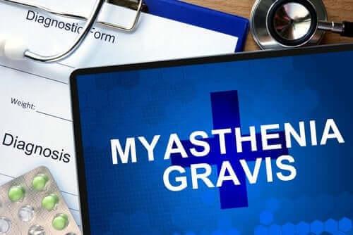 मायस्थेनिया ग्रेविस के बारे में सभी बातें जानें