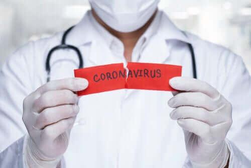 कोरोनावायरस के बारे में आम मिथ