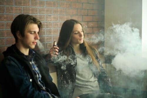 इलेक्ट्रॉनिक सिगरेट कितने सुरक्षित हैं