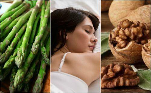 9 मेलानिन युक्त खाद्य जो बेहतर नींद पाने में मददगार हैं