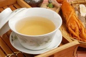 ब्लड शुगर : जिनसेंग चाय