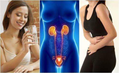मूत्र संक्रमण रोकने के लिए 8 सिफारिशें