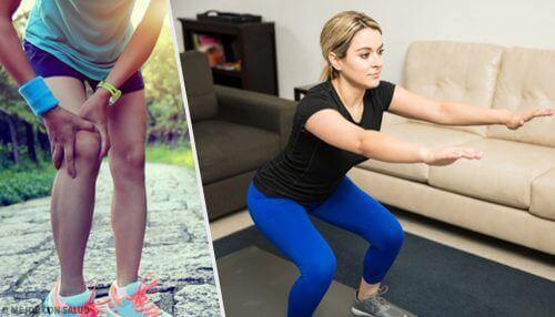मजबूत घुटने के लिए 5 एक्सरसाइज