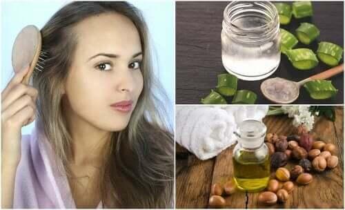 पतले बालों के लिए 5 प्राकृतिक इलाज