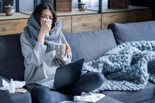 सर्दियों में फ्लू क्यों फैलता है