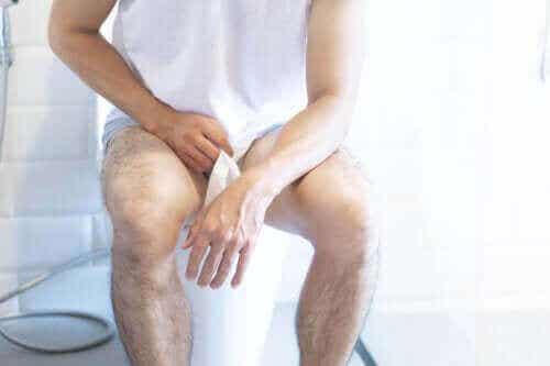 पुरुषों में सिस्टाइटिस के लक्षण