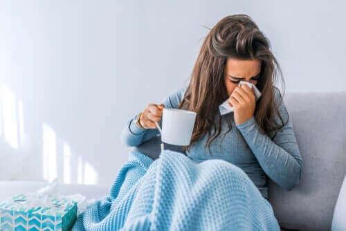 फ्लू शरीर पर कैसे असर डालता है
