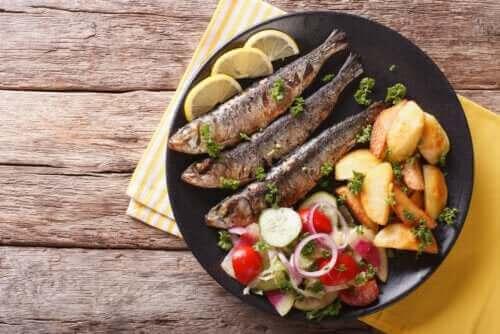 चुन्नी मछली खाने के 3 फायदे