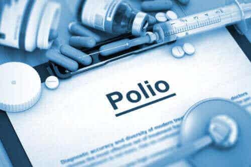 पोलियोमेलाइलिटिस की किस्में