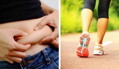 वजन घटाने के लिए हर दिन कितना चलना चाहिए?