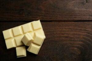 व्हाइट चॉकलेट स्वस्थ चॉकलेट नहीं है