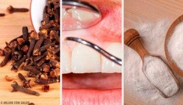 मसूड़ों के रोग के लिए असरदार नेचुरल ट्रीटमेंट