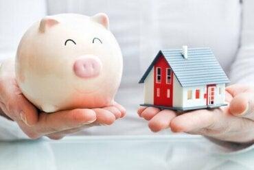 घर पर पैसे की सेविंग के लिए एक प्राच्य दर्शन